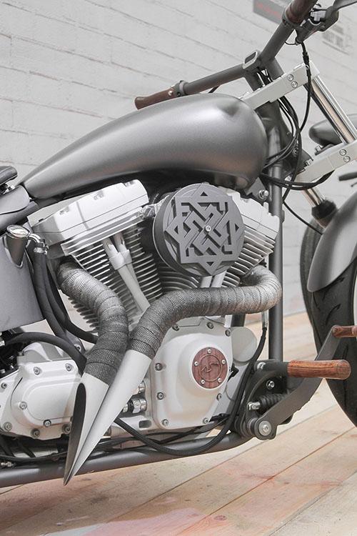 Двигатель TwinCam 88 проекта SERB мастерской box39