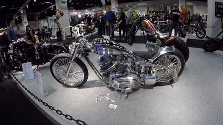 никальный мотоцикл