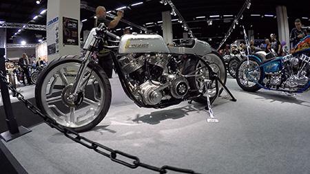 Кастом мотоцикл