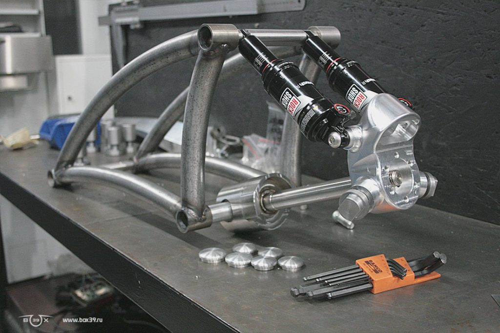 Рычажная вилка в сборе bacho box39 мотоцикл springer fork