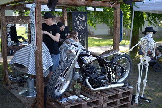 Иж Юпитер 5 box39 вместе с headbusters на Urban Culture Fest