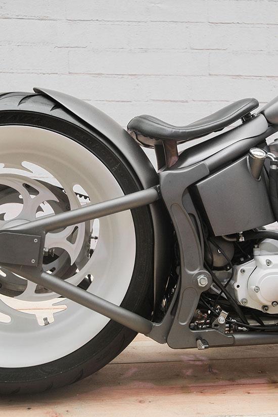 Заднее колесо RC Components кастомного Harley-Davidson